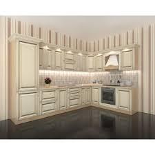 küche nach mass in vanille gold