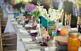 Outstanding Ideas For Mason Jars In Wedding