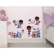 Doc Mcstuffins Bed Set by Doc Mcstuffins Wall Decals Target Color The Walls Of Your House