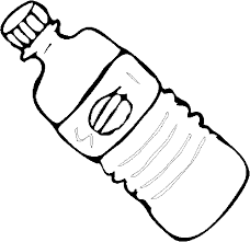 water bottle 2 free printable drinks clipart