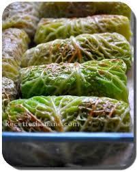 cuisiner un chou vert chou vert farci à la viande hachée cuisine chou