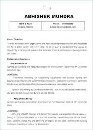 Summary Sample For Resume Good Examples
