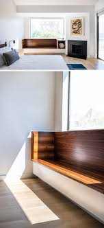 100 Modern Residential Interior Design Detail A BuiltIn Window Seat With Shelving Was Added To The