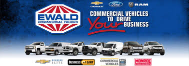 Commercial Vehicles To Drive Your Business | Ewald Automotive Group