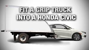 100 Grip Truck Fit A Into A Honda Civic