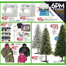 Walmart Pre Lit Led Christmas Trees by Walmart Black Friday Ad 2015 View All 32 Pages Wnep Com