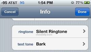 Use a Silent Ringtone to Ignore Specific Callers to Your iPhone