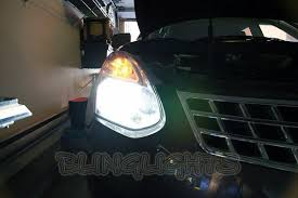 2008 2009 2010 2011 2012 nissan rogue bright white upgrade light