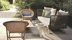 canapé de jardin design meuble de salon de jardin design tinapafreezone com