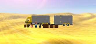 100 What Is A Tandem Truck LEGO IDES Product Ideas Set