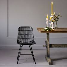 Rattan Dining Chair In Black Desk Dining Chairs Blue Velvet ... Lotta Ding Chair Black Set Of 2 Source Contract Chloe Alinum Wicker Lilo Chairblack Rattan Chairs Uk Design Ideas Nairobi Woven Side Or Natural Flight Stream Pe Outdoor Modern Hampton Bay Mix And Match Brown Stackable