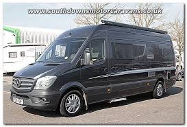 Used Lunar Landstar EW Mercedes Sprinter 316 CDI 22L Automatic Van Conversion Motorhome U200969 For Sale At Southdowns Centre