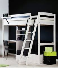 Ikea Bunk Beds With Desk by White Stora Loft Bed From Ikea Notice How Desk Is Arranged Under