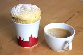 joghurt mug cake 5 minuten kuchen aus der mikrowelle