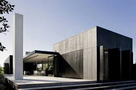 100 Cubic House Black Design With Mixing Modern Architecture And Natural