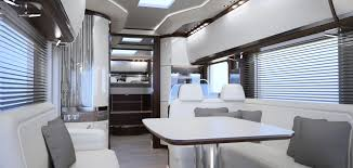 The Worlds Top Five Most Luxurious Campervan Interiors