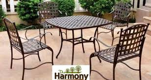 Meadowcraft Patio Furniture Cushions by Amiable Outdoor Dining Sets Metal Tags Metal Patio Dining Sets