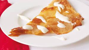 blätterteig tarte mit apfel und birne rezept