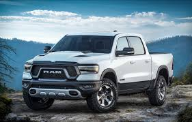 2019 Ram Rebel 12 Offers Luxury And High-tech Features | Medium Duty ...
