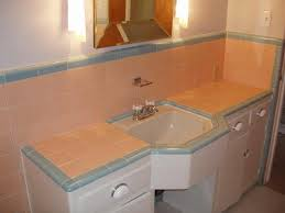replacing just the vanity fiftiesbathroom bathroom remodel ask