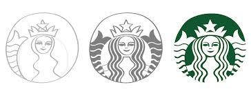 How To Draw Starbucks Logos