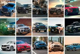 100 Truck Suv The Best SUV And Releases Of 2018 Gear Patrol