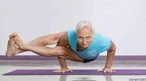 Old Man Yoga