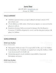 Sample Resume Good Profile Titles As Well Title For Babysitter To Prepare Stunning Examples Teachers With No Experience 163
