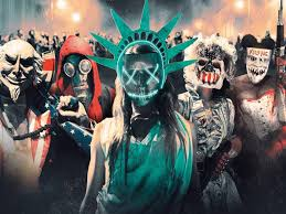 Purge Halloween Mask Couple by Movies Wallpaper The Purge Election Year Posters Pinterest