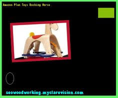 plan toys rocking horse lusitano 193802 woodworking plans and