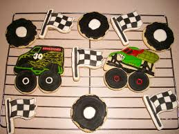 Monster Truck Sugar Cookies For A Little Boy's Birthday Party | My ... The Chic Cookie Lots More Cookies Simplysweet Treat Boutique Monster Truck Decorated Cookies Custom Made Cakes And In West Boys Cakes 2 Cars Trucks Birminghamcookies Photos Visiteiffelcom Pinterest Truck Monster Kiboe Flickr Trucks El Toro Loco Christmas Cake Macarons French Cake Company 1 Dozen Etsy Scrumptions Road Rippers Big Wheels Assortment 800 Hamleys 12428 Rc Car 112 24g Rock Crawler 4wd Off