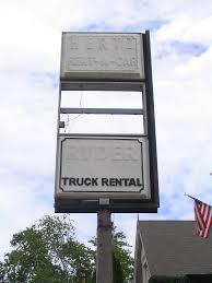 100 Rent Ryder Truck Hertz ACar Al This Sign Has Eviden