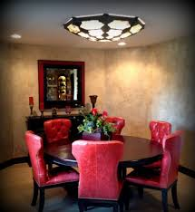Flush Mount Dining Room Light Fixtures And Semi Lighting Traditional Dennis Futures Best