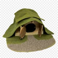 100 House Earth Galck Mr Hobbit House Finger Puppet House Png Download