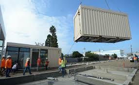 100 Freight Container Homes Joining A New Construction Trend Freight Containers To Be Re