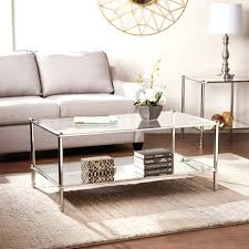 Rustic Chic Coffee Table Medium Size Of Farmhouse Upholstered