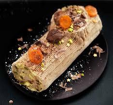 cuisine chataigne faites votre bûche de noël aux châtaignes et carottes cuisine