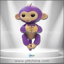 Fingerling Monkey Toy Best Choice Of Christmas Gift Six Color Available