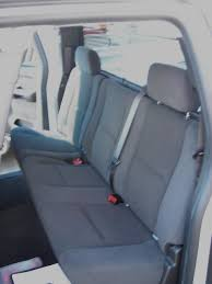 100 Chevrolet Truck Seats 20072013 Chevy Silverado LT XCab Front And Back Seat Set Front 40