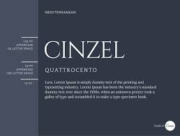 Font Pair: Cinzel & Quattrocento   Donna Mae Dubray Professional Cv Templates For 2019 Edit Download Font Pair Cinzel Quattrocento Donna Mae Dubray Font Size Of Resume Tacusotechco These Are The Best Fonts For Your Resume In Cultivated Culture Resumecv Brice Creative Market 20 Best And Worst Fonts To Use On Your Learn Whats The Or Design Shack Top Free Good Rumes Awesome A What Size Typeface Use 15 Pro Tips Cover Letter Header Fiustk Philipkome Is Format Infographic