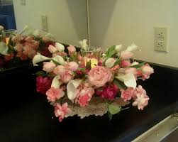 Floral Centerpieces For Dining Room Tables by 97 Best Silk Floral Arrangements Images On Pinterest Silk Floral