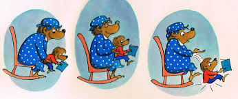 Berenstain Bears Halloween Youtube by Portland District Library Stack Report 2015