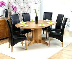 Round Dining Table For 6 Awesome Seat Kitchen Tables