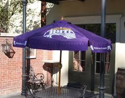 Patio Umbrella Canopy Replacement 6 Ribs 8ft by Patio U0026 Pergola U1urpleatio Umbrellac2a0 Abita Beer Umbrella