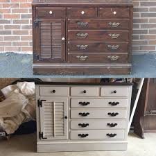 Ethan Allen Cherry Secretary Desk by Vintage Ethan Allen Hutch Found By A Dumpster Used Americana