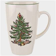 Spode Christmas Tree Coasters Good Amazon Mug And Coaster Set