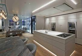 Small Kitchen Track Lighting Ideas galley kitchen track lighting design the most impressive home design