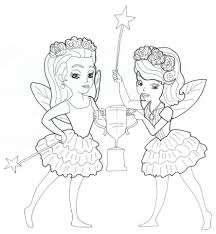 Princess Sofia The First Coloring Pages To Print Out For Girls 78192