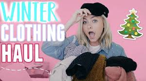 WINTER CLOTHING HAUL Forever 21 Urban Outfitters Pacsun MORE