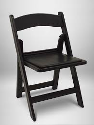 100 Event Folding Chair Black Resin West Coast Productions Inc